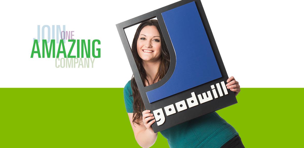 Attend a Goodwill Hiring Event!